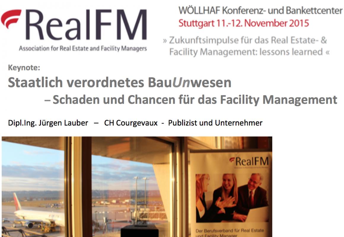 Real FM Stuttgart Flughafen 2015
