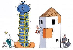 Bausoll passt nicht zu Baubudget