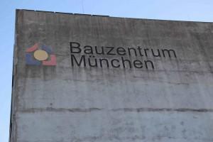 Bauzentrum München fassade Logi