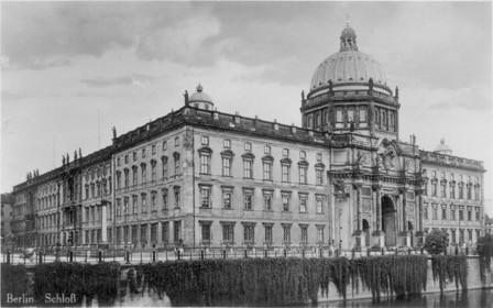 Bauprojekt Nachbau Berliner Schloss