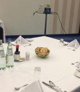 konrad-adenauer-stiftung- Mittagstisch
