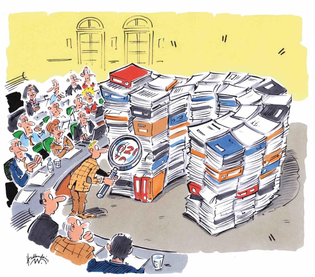 Abschlussrechnung Kosten Elbphilharmonie in Bürgerschaft