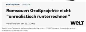 Heucheln Elbphilharmonie Kosten Ramsauer